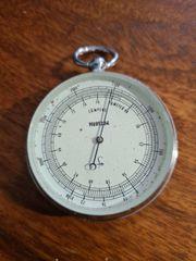 Höhenmesser Altimeter Lufft Nr 81234