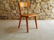1v 60 Frankfurter Stühle Holzstühle