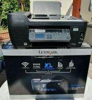 Lexmark Drucker Scanner Kopierer Fax