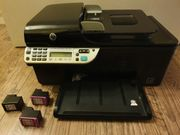 HP Officejet 4500 Wireless 4in1