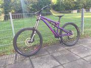 NS Downhill Bike Rahmengröße M