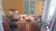 Küchenzeile 270 cm Birke furniert