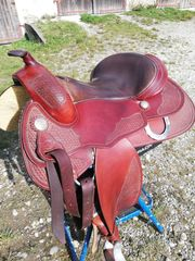 Westernsattel Alabama Saddlery Equi Fit