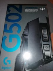 Logitech g502 kabellose Maus