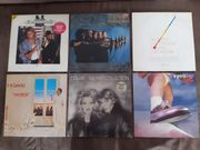 LPs Langspielplatten Schallplatten Vinyl 80er