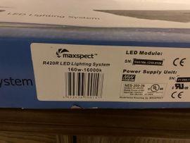 Fische, Aquaristik - Maxspect R420r 160W Meerwasserlampe