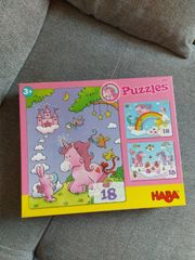 Verschiedene Puzzles