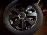 verkaufe Reifen mit Felgen