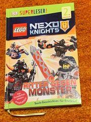 Lego Nexo Knights Kinderbuch Ritter