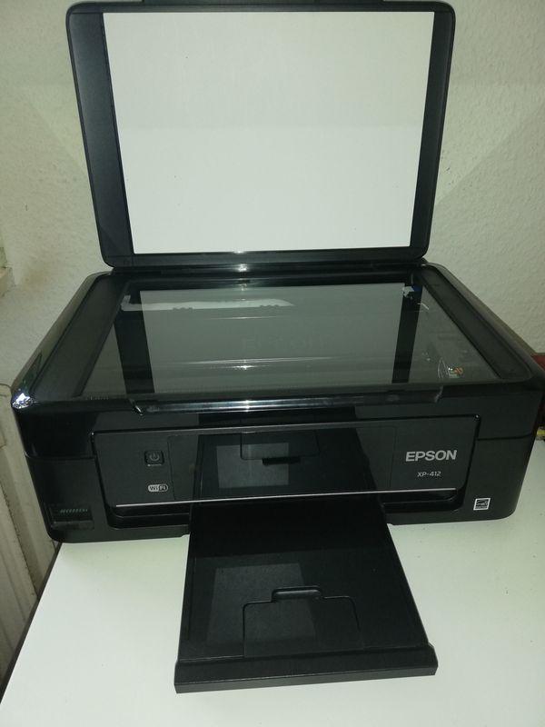 Epson XP 412 Drucker ( Kopierer ) Wifi