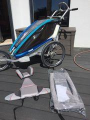 Thule Chariot CX 1 Blau
