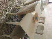 Ikea Esstisch mit 6-Stühle