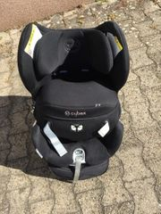 Cybex Sirona Reboarder Kindersitz schwarz