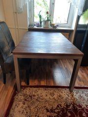 Esstisch mit Stühlen wie neu