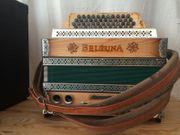 Steirische Harmonika 4-reihig ADGC Beltuna