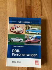 DDR- Personenwagen 1945 - 1990