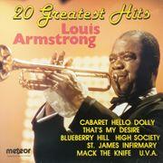 Schallplatte Louis Armstrong
