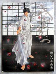 Artbook-Sammlung Auswahl 2 Anime Shounen-ai