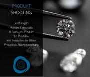 Profi-Produkt-Fotografien für E-Shop-Betreiber