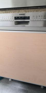 Siemens Geschirrspüler Unterbau