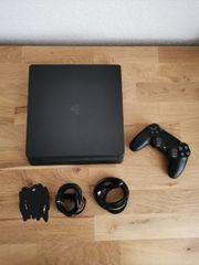 Playstation 4 SLIM 500GB SCHWARZ