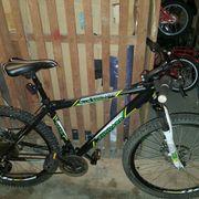 Fahrrad ZUNDAPP mit scheibebremse-26 zoll
