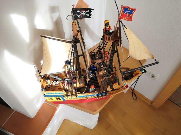 playmobil Piratenschiff 4290