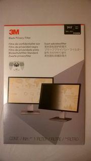 3M Black Privacy Filter Blickschutzfilter