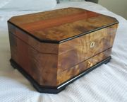 Luxus Deluxe Schmuck-Box