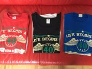 3 Shirts 1979 Vintage Farbe