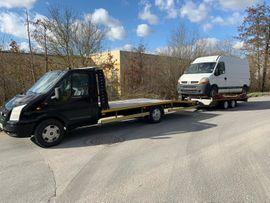 KFZ PKW Auto Transport Anhänger: Kleinanzeigen aus Wiesentheid - Rubrik Nutzfahrzeuge Vermietung, gewerblich