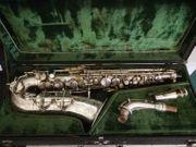 Alt Saxophon V Kohlert Söhne
