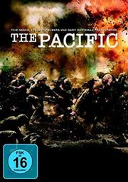 DVD - The PACIFIC - Action Spielfilm
