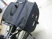 Moutec Fahrradtasche -Doppeltasche für GEPÄCKTRÄGERTASCHE-Nwtg