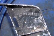 Original VAG-Frontspoiler VW Golf 1