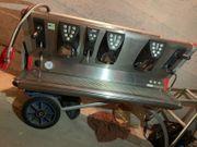 Espressomaschine la san marco 3-gruppig