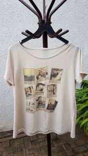 Neuwertiges hübsches Sommer-Shirt in der