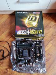 Gigabyte AB350M-DS3H v2 AM4