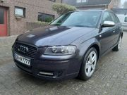 Audi A3 8P DPF 1