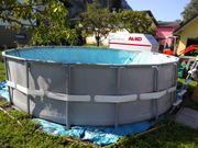 Pool von Intex mega groß