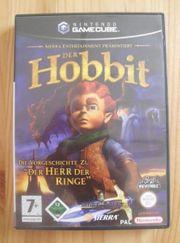 Game Cube Spiel Der Hobbit