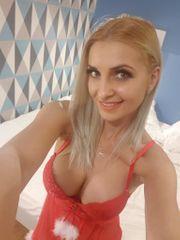 Suße blonde
