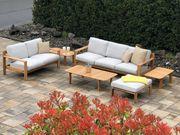 Dedon Gloster Loop Sitzgruppe Outdoor