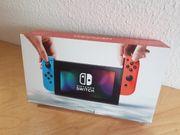 Nintendo Switch inkl Spiele und