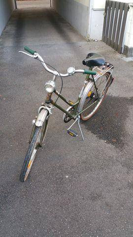 Damen-Fahrräder - Weltkrone Super Sport Markenrad Fidelitas