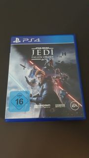 Ps4 Star Wars Jedi Fallen