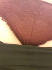 getragene Unterwäsche von sexy Krankenschwester