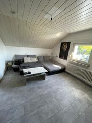 Sofa grau - elektrisch verstellbar Sofatisch