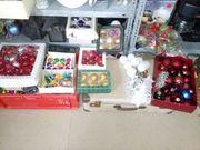 Verkaufe div Weihnachtsdekorationen
