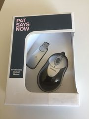 Wireless Mini Optical Mouse Siemens